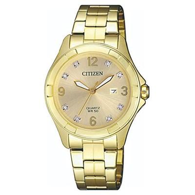 Đồng hồ Nữ Citizen EU6082-52P
