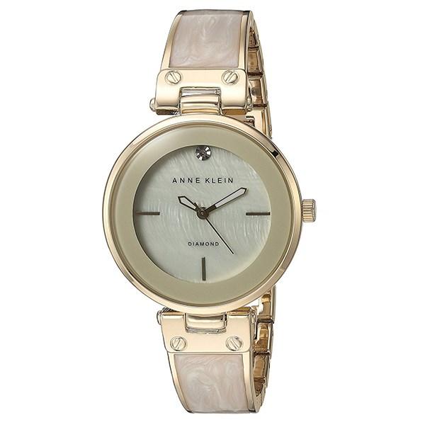 Đồng hồ Nữ Anne Klein AK/2512IVGB - Đính kim cương