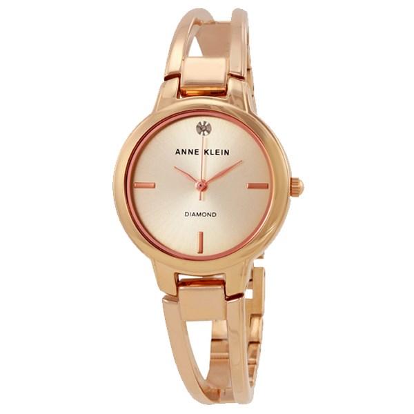 Đồng hồ Nữ Anne Klein AK/2626RGRG - Đính kim cương