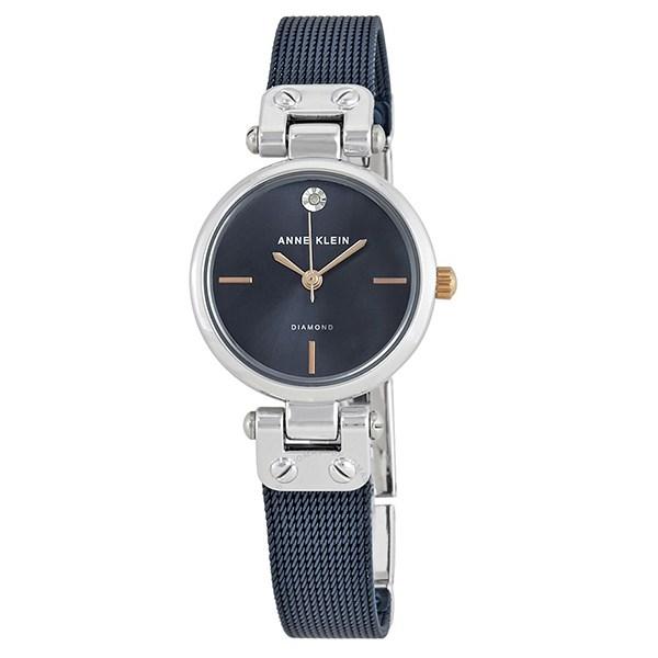 Đồng hồ Nữ Anne Klein AK/3003BLRT - Đính kim cương