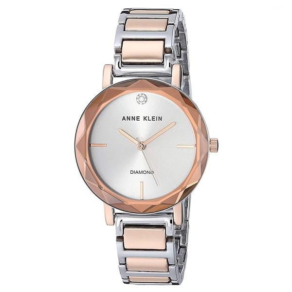 Đồng hồ Nữ Anne Klein AK/3279SVRT - Đính kim cương