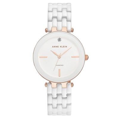 Đồng hồ Nữ Anne Klein AK/3310WTRG - Đính kim cương