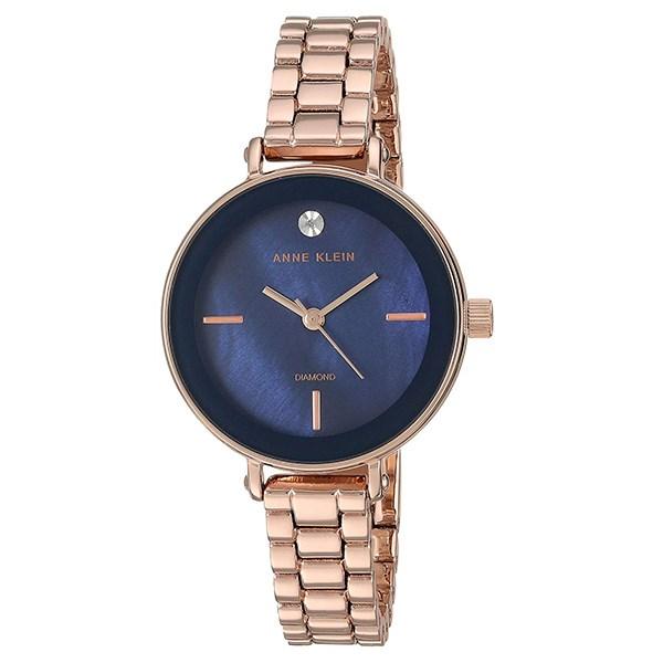 Đồng hồ Nữ Anne Klein AK/3386NMRG - Đính kim cương