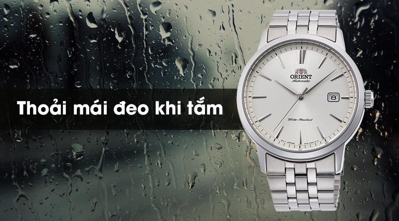 Đồng hồ nam Orient RA-AC0F02S10B - Cơ tự động có hệ số chống nước 5 ATM