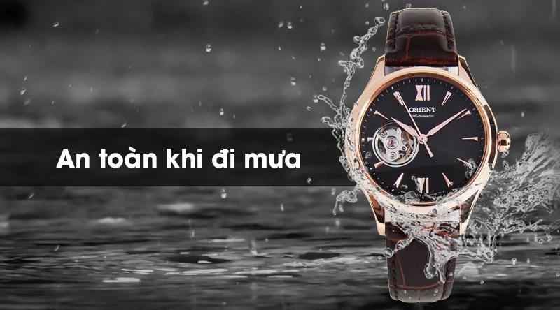 Đồng hồ nữ Orient RA-AG0023Y10B - Cơ tự động có hệ số chống nước 3 ATM
