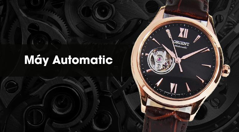Đồng hồ nữ Orient RA-AG0023Y10B - Cơ tự động có bộ máy Automatic có tuổi thọ cao