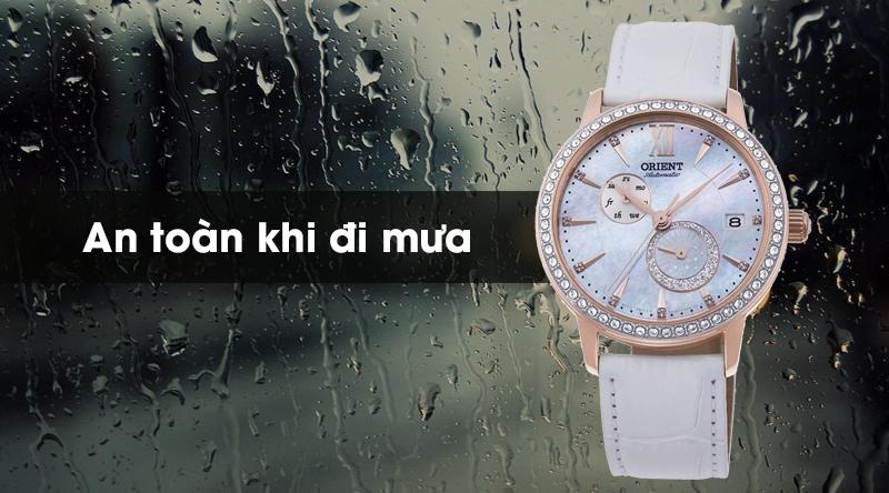Đồng hồ nữ Orient RA-AK0004A10B - Cơ tự động có hệ số chống nước 3 ATM
