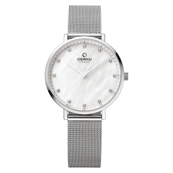 Đồng hồ Nữ Obaku V186LXCWMC