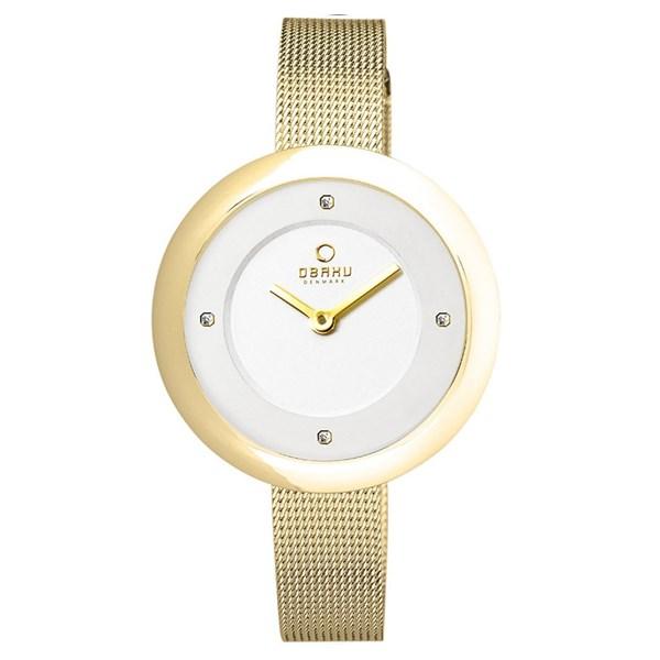 Đồng hồ Nữ Obaku V162LXGIMG