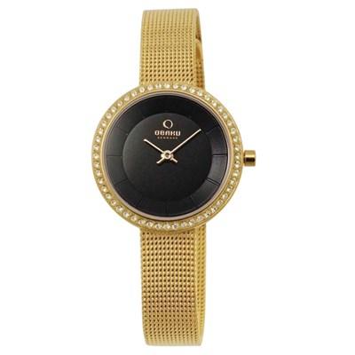 Đồng hồ Nữ Obaku V146LGBMG2