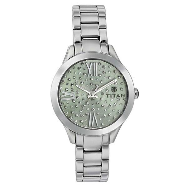 Đồng hồ Nữ Titan 95027SM03