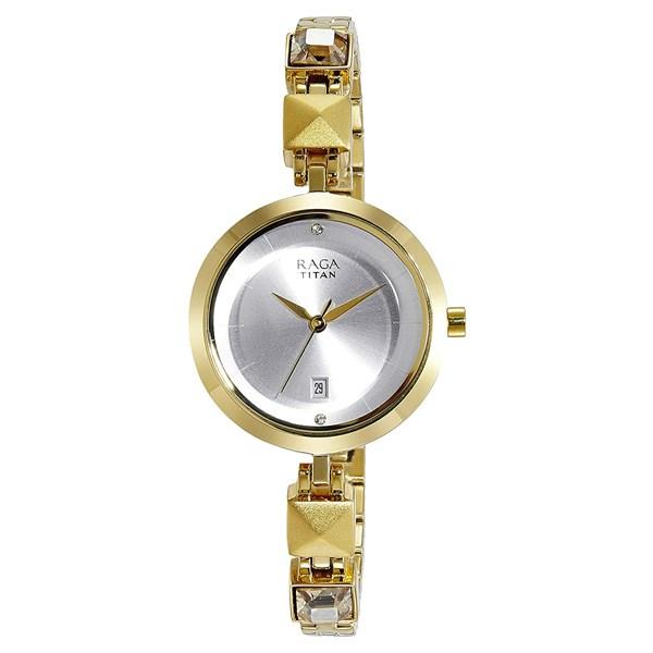 Đồng hồ Nữ Titan 2606YM01