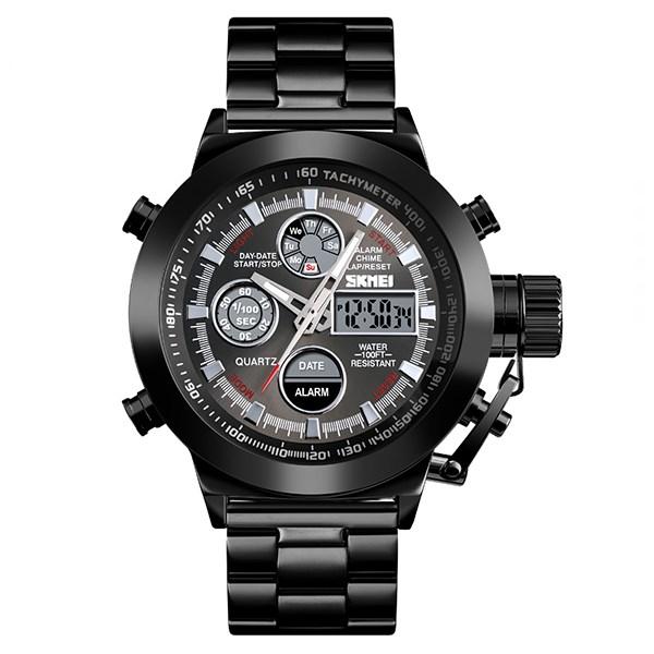 Đồng hồ Nam Skmei SK-1515 - Đen