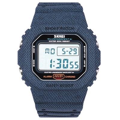 Đồng hồ Nam Skmei SK-1471 - Xanh