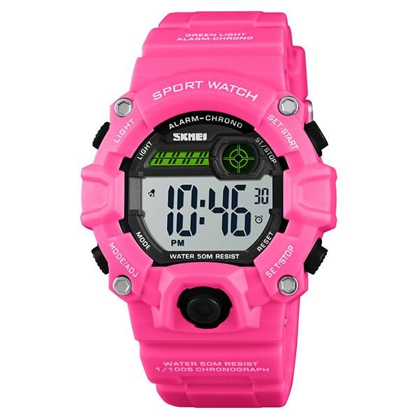 Đồng hồ Trẻ em Skmei SK-1484 - Đỏ