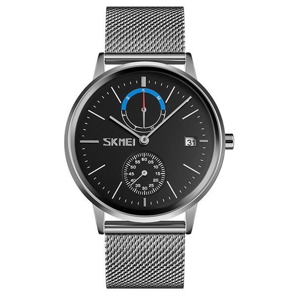 Skmei SK-9182 - Nam - Đen