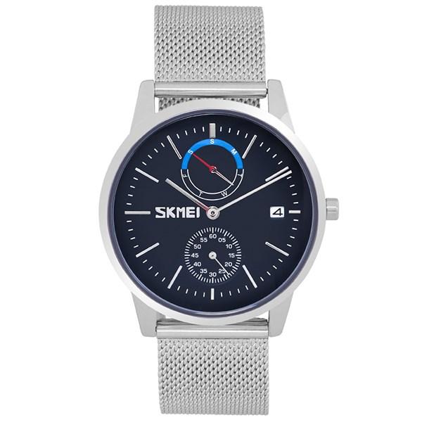 Đồng hồ Nam Skmei SK-9182 - Xanh