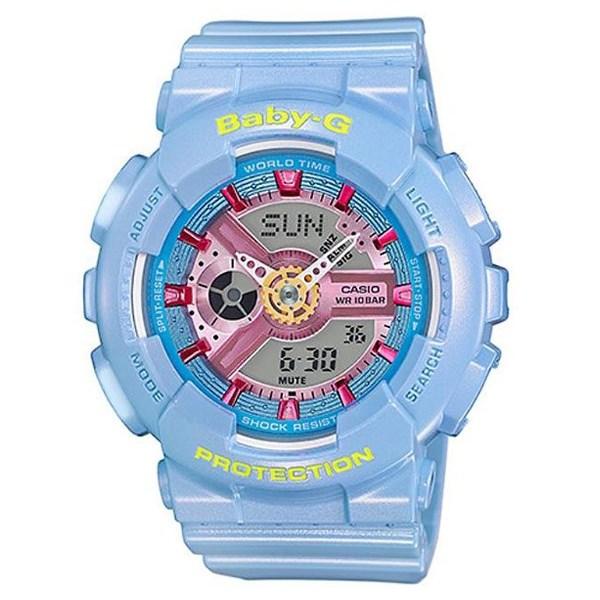 Đồng hồ Nữ Baby-G BA-110CA-2ADR
