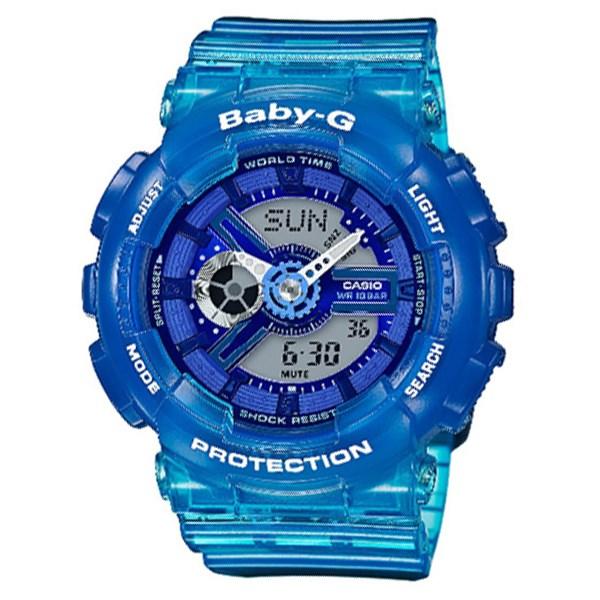 Đồng hồ Nữ Baby-G BA-110JM-2ADR