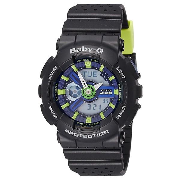 Đồng hồ Nữ Baby-G BA-110PP-1ADR