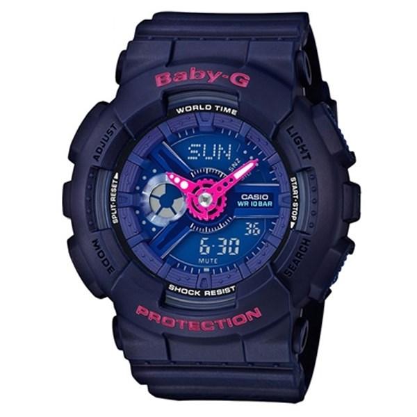 Đồng hồ Nữ Baby-G BA-110PP-2ADR