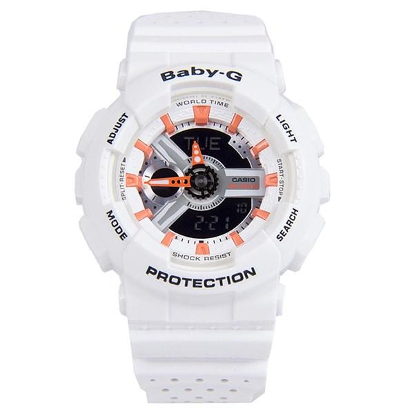 Đồng hồ Nữ Baby-G BA-110PP-7A2DR