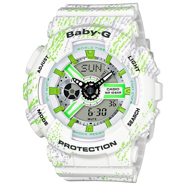 Đồng hồ Nữ Baby-G BA-110TX-7ADR