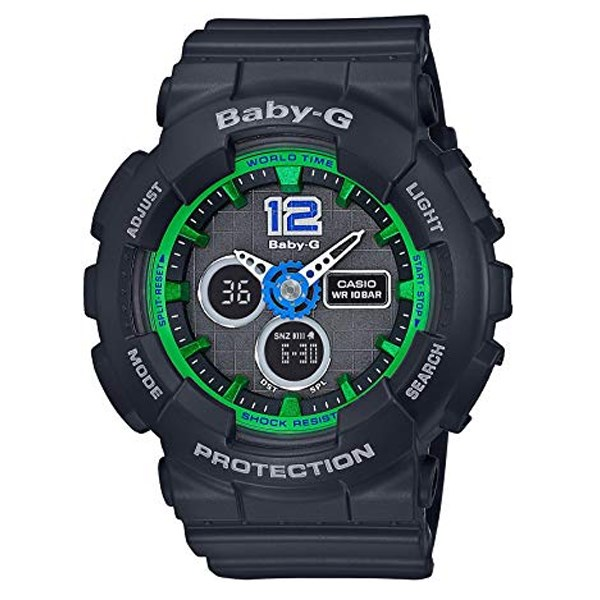 Đồng hồ Nữ Baby-G BA-120-1BDR