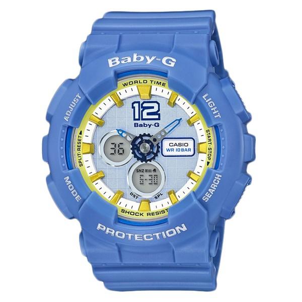 Đồng hồ Nữ Baby-G BA-120-2BDR
