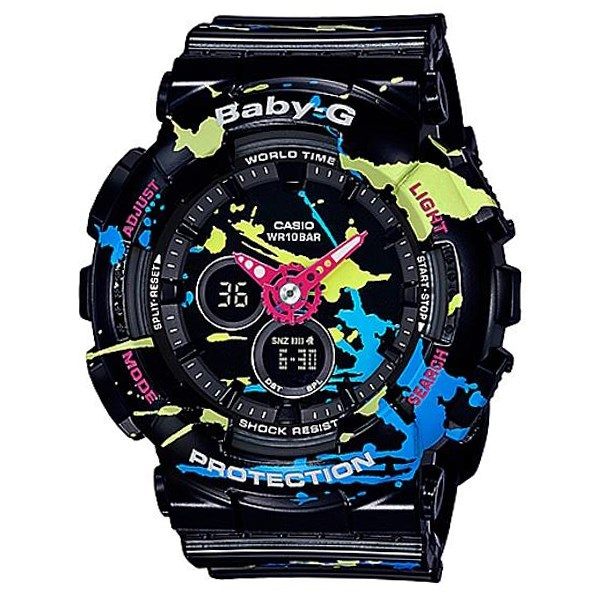 Đồng hồ Nữ Baby-G BA-120SPL-1ADR