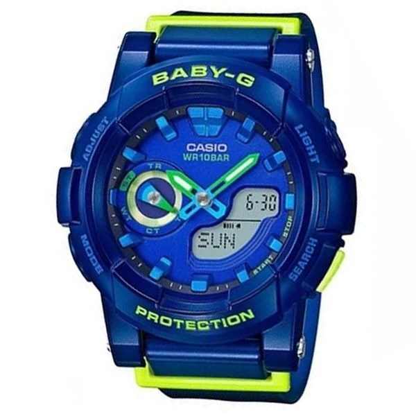 Đồng hồ Nữ Baby-G BGA-185FS-2ADR