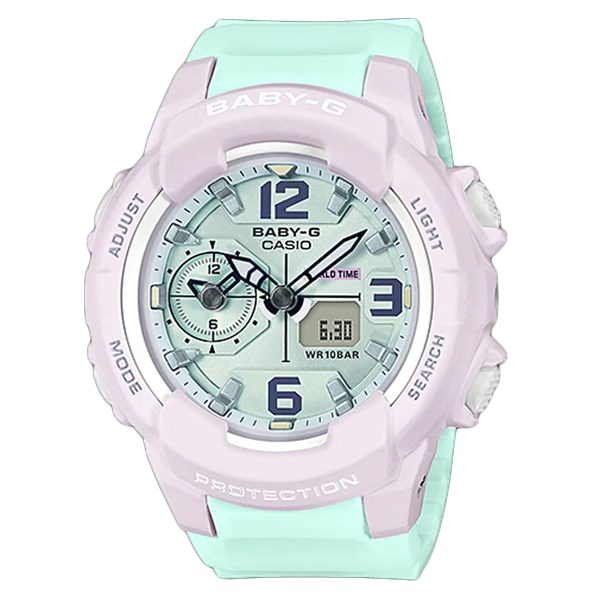 Đồng hồ Nữ Baby-G BGA-230PC-6BDR