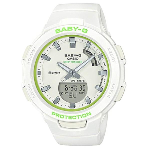 Baby-G BSA-B100SC-7ADR - Nữ