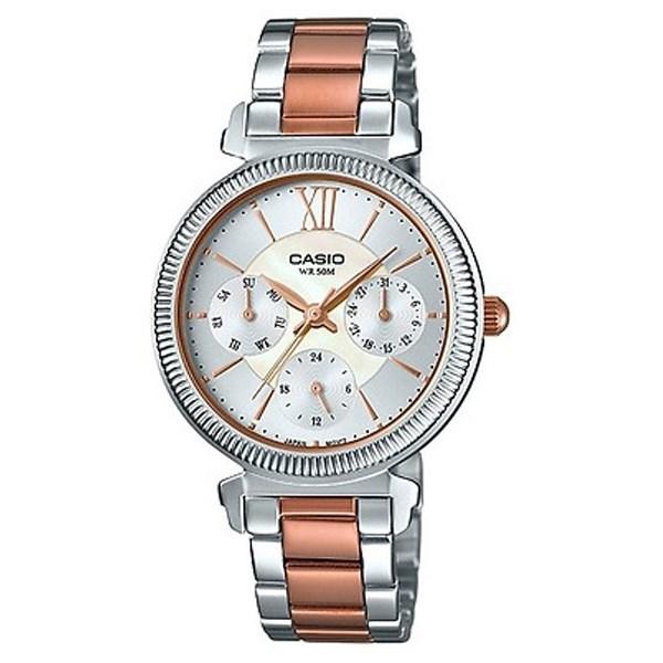 Đồng hồ Nữ Casio LTP-E410RG-7AVDF