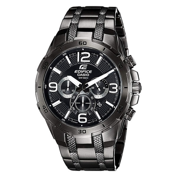 Đồng hồ Nam Edifice Casio EFR-538BK-1AVUDF