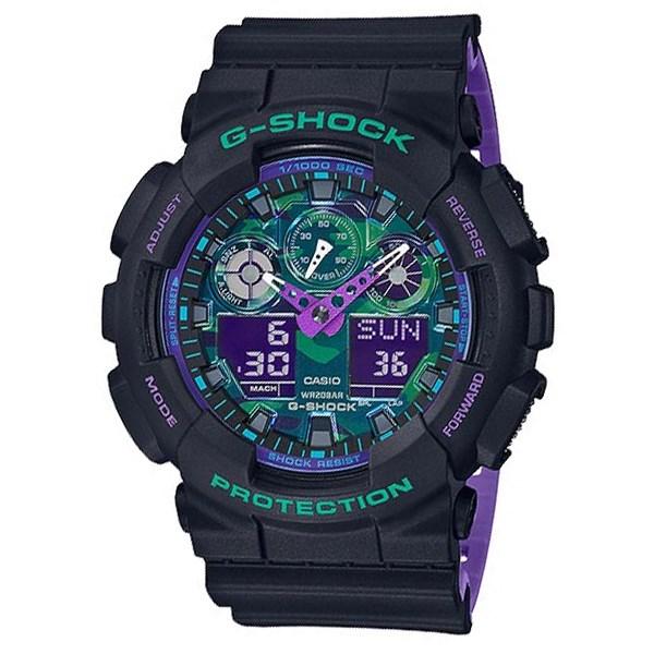Đồng hồ Nam G-Shock GA-100BL-1ADR