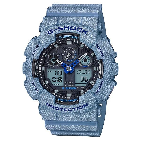 Đồng hồ Nam G-Shock GA-100DE-2ADR