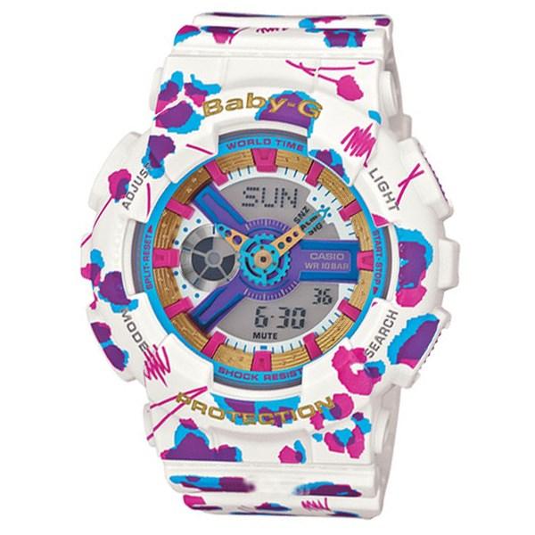 Đồng hồ Nữ Baby-G BA-110FL-7ADR