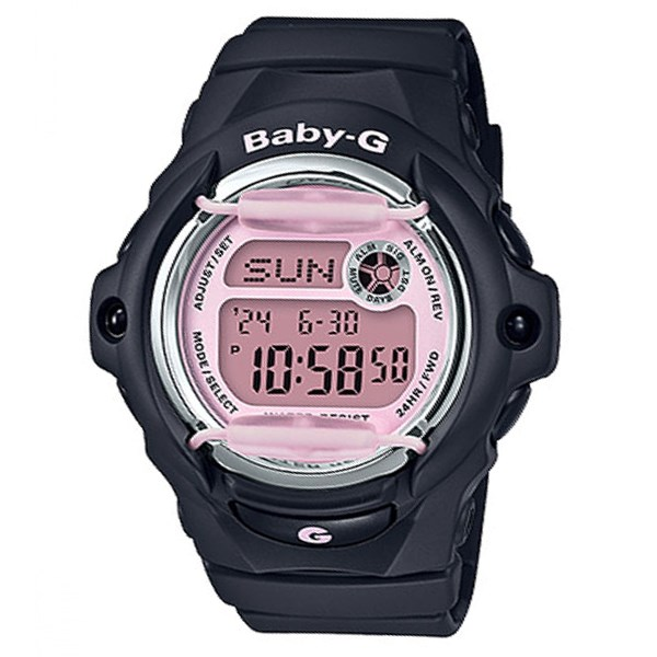 Đồng hồ Nữ Baby-G BG-169M-1DR