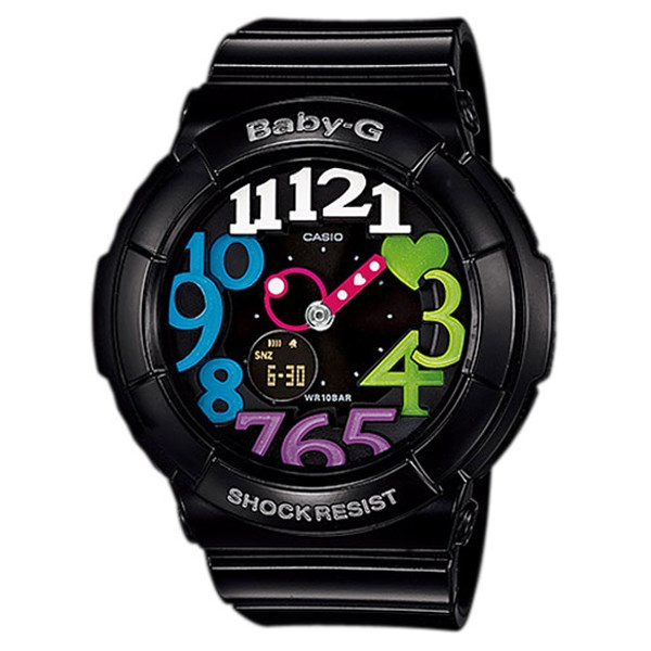 Đồng hồ Nữ Baby-G BGA-131-1B2DR