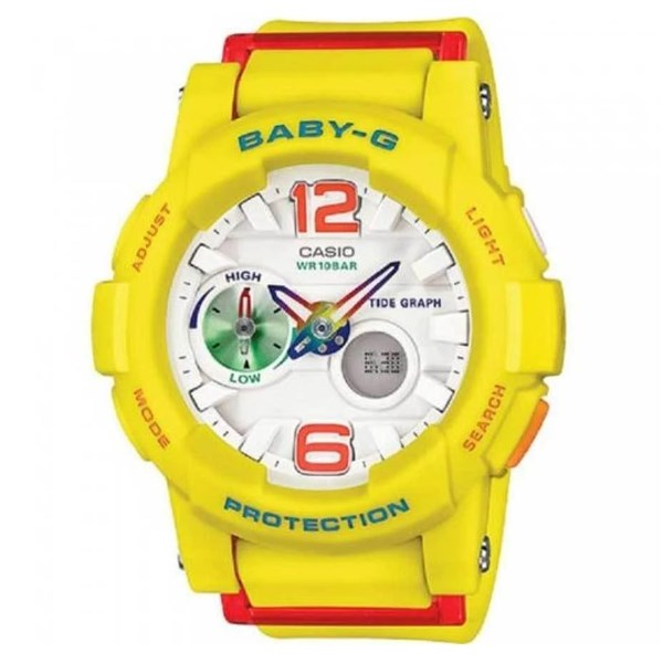 Đồng hồ Nữ Baby-G BGA-180-9BDR