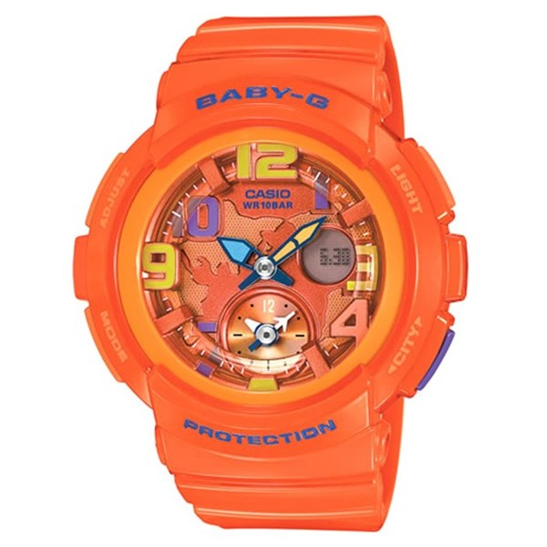 Đồng hồ Nữ Baby-G BGA-190-4BDR