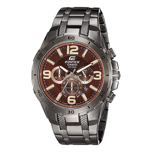 Đồng hồ Nam Edifice Casio EFR-538BK-5AVUDF