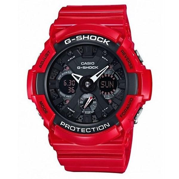 Đồng hồ Nam G-Shock GA-201RD-4ADR