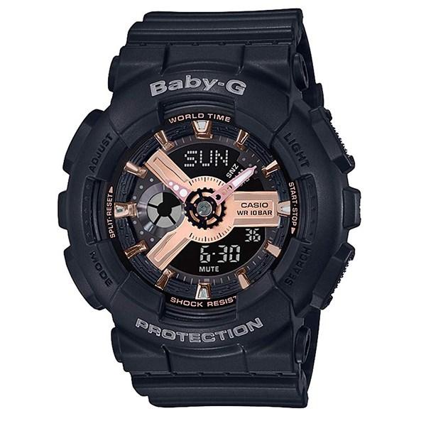 Đồng hồ Nữ Baby-G BA-110RG-1ADR