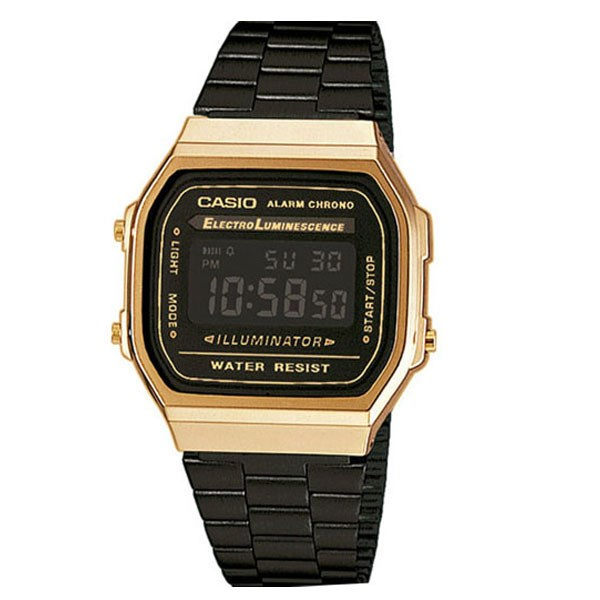 Đồng hồ Nam Casio A168WEGB-1BDF