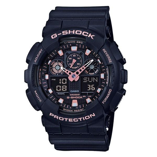 Đồng hồ Nam G-shock GA-100GBX-1A4DR