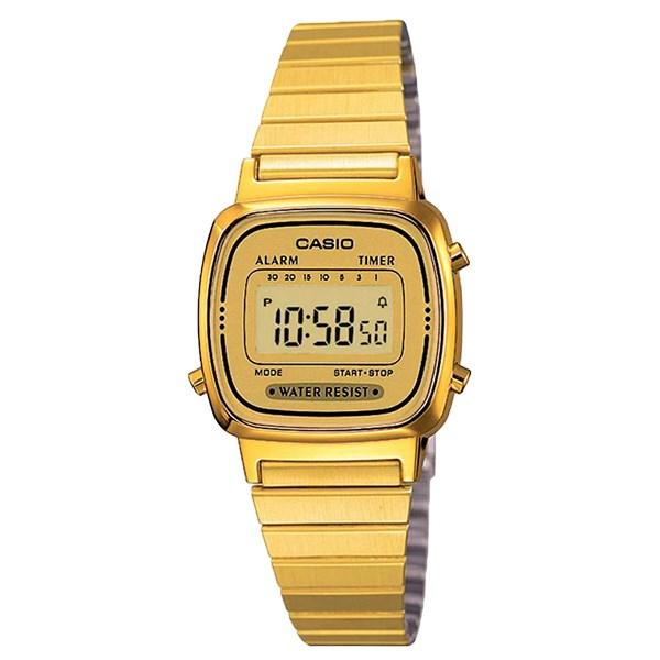Đồng hồ Nữ Casio LA670WGA-9DF