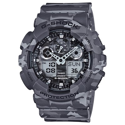 G-Shock GA-100CM-8ADR - Nam