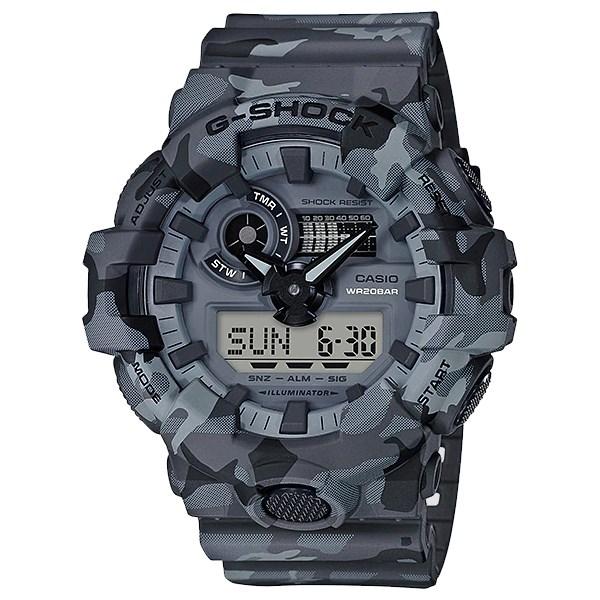 G-Shock GA-700CM-8ADR - Nam